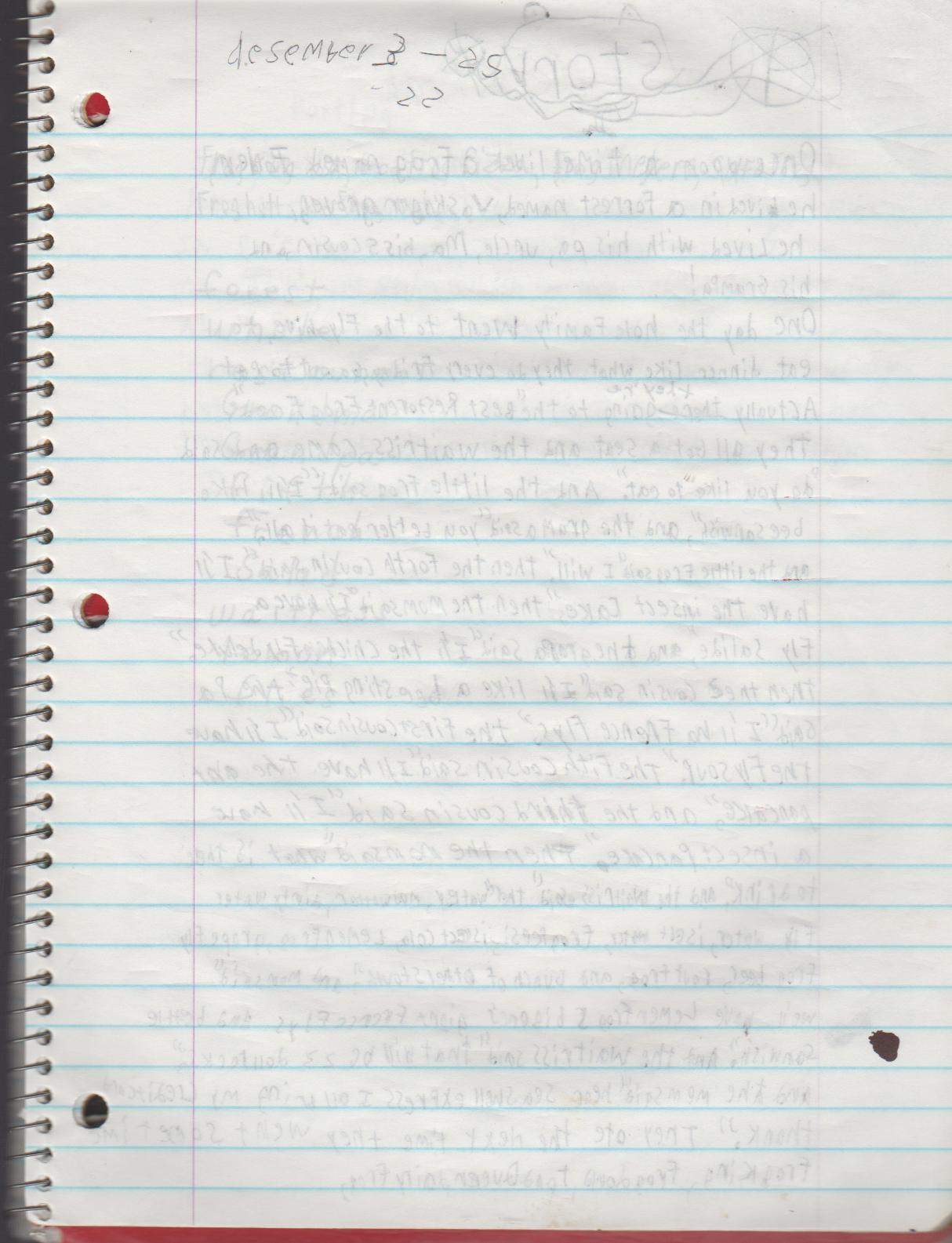 1996-08-18 - Saturday - 11 yr old Joey Arnold's School Book, dates through to 1998 apx, mostly 96, Writings, Drawings, Etc-082.png