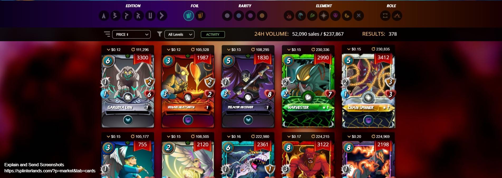 Screenshot of Splinterlands  Collect, Trade, Battle! 45.jpg