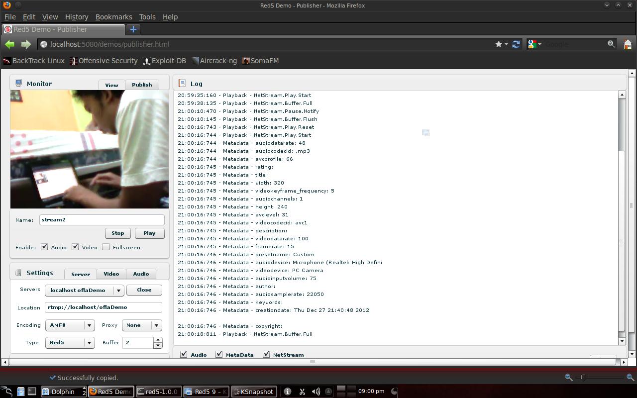 Gambar 4.2 Tampilan stream2 dari browser server.png