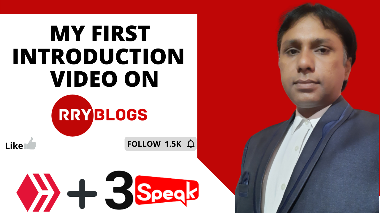 My First Video on 3Speak Thumbnail.png