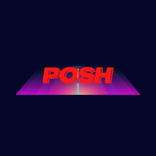 Logotipo para Dj de Música Remember 80s con Efecto Neón, rosa y azul brillante.png