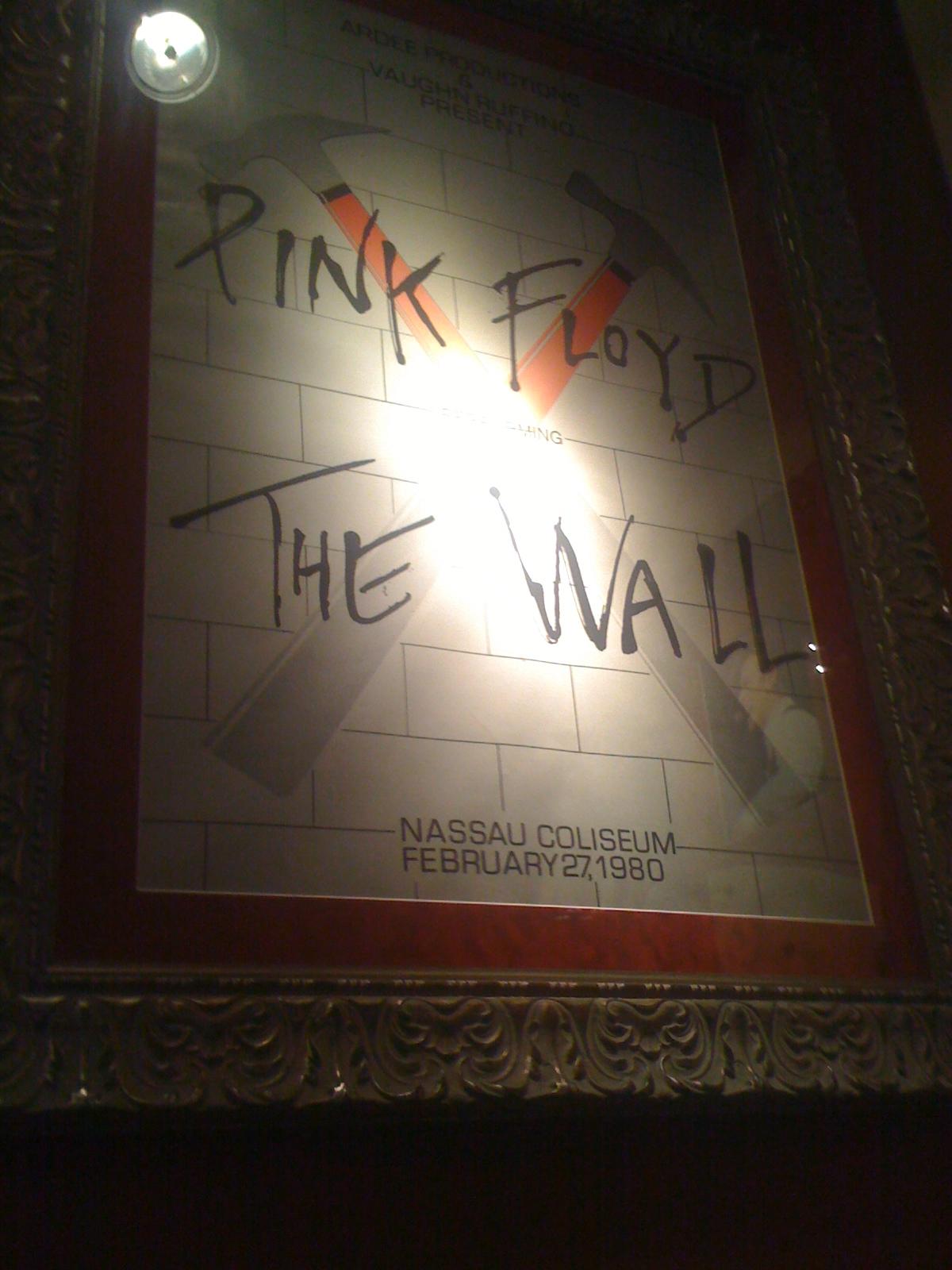 Pink Floyd - The Wall.JPG