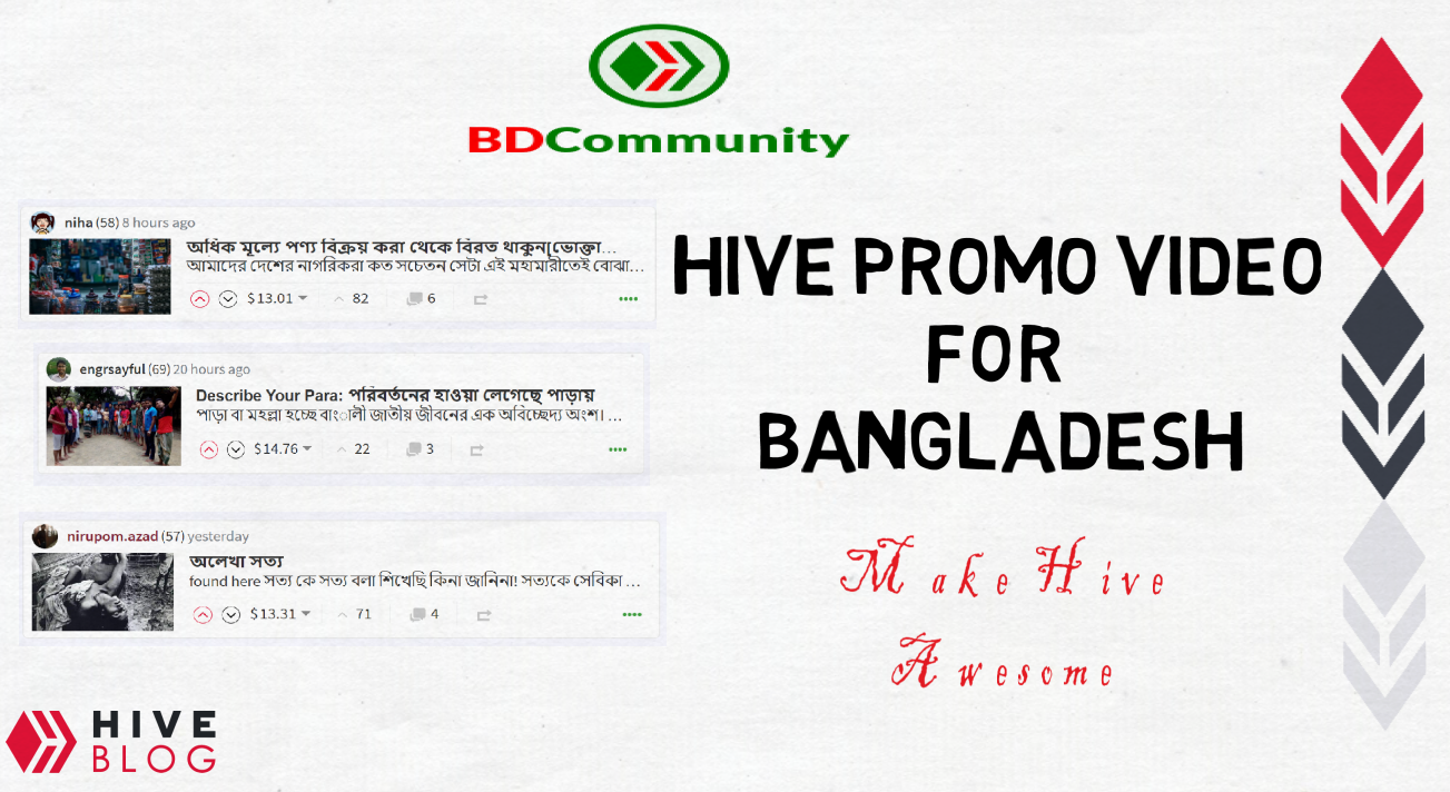 Hive promo video