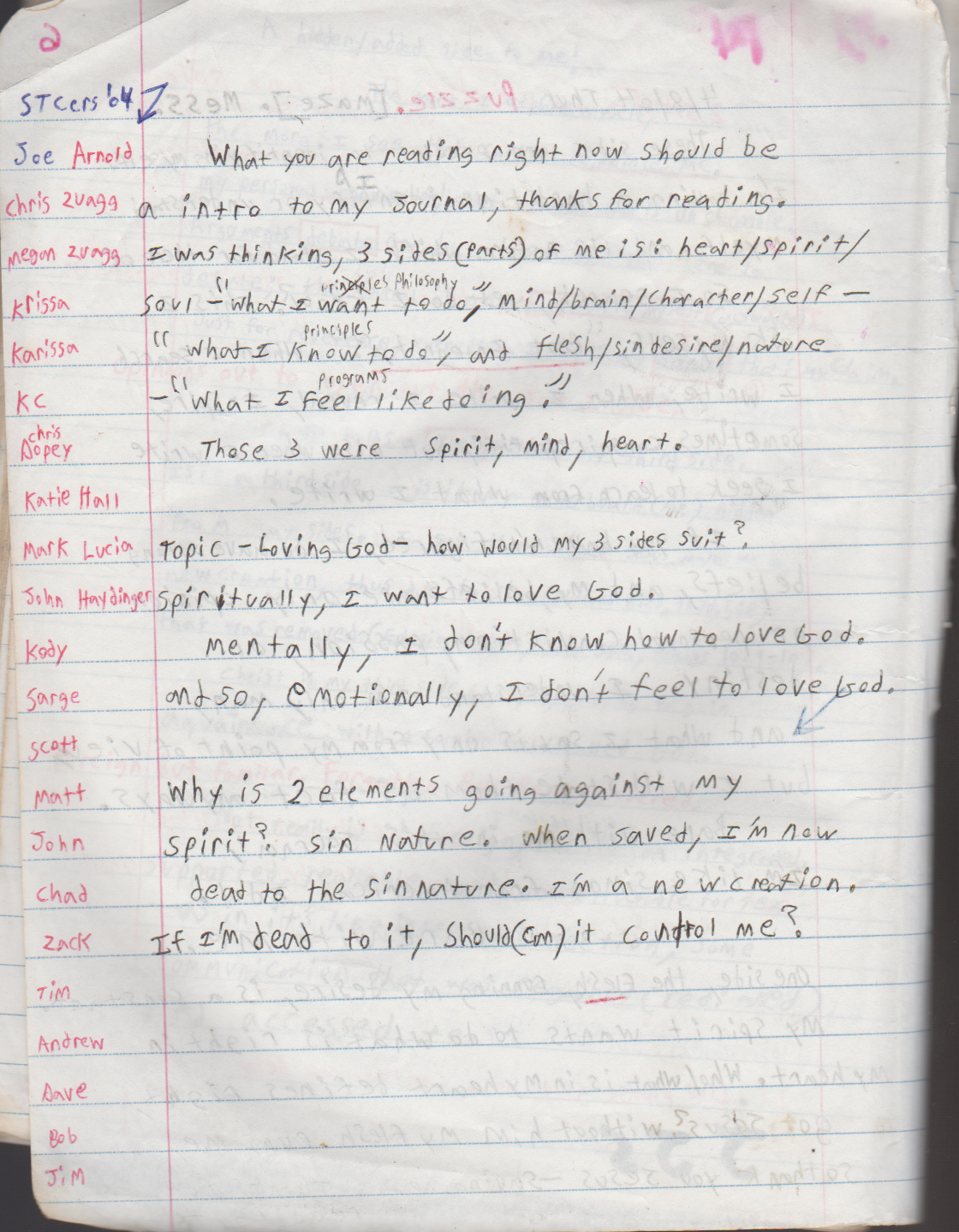 2004-02-11 - Wednesday - Joey Journal - Transition from high school to college that fall, intro pages-6.png