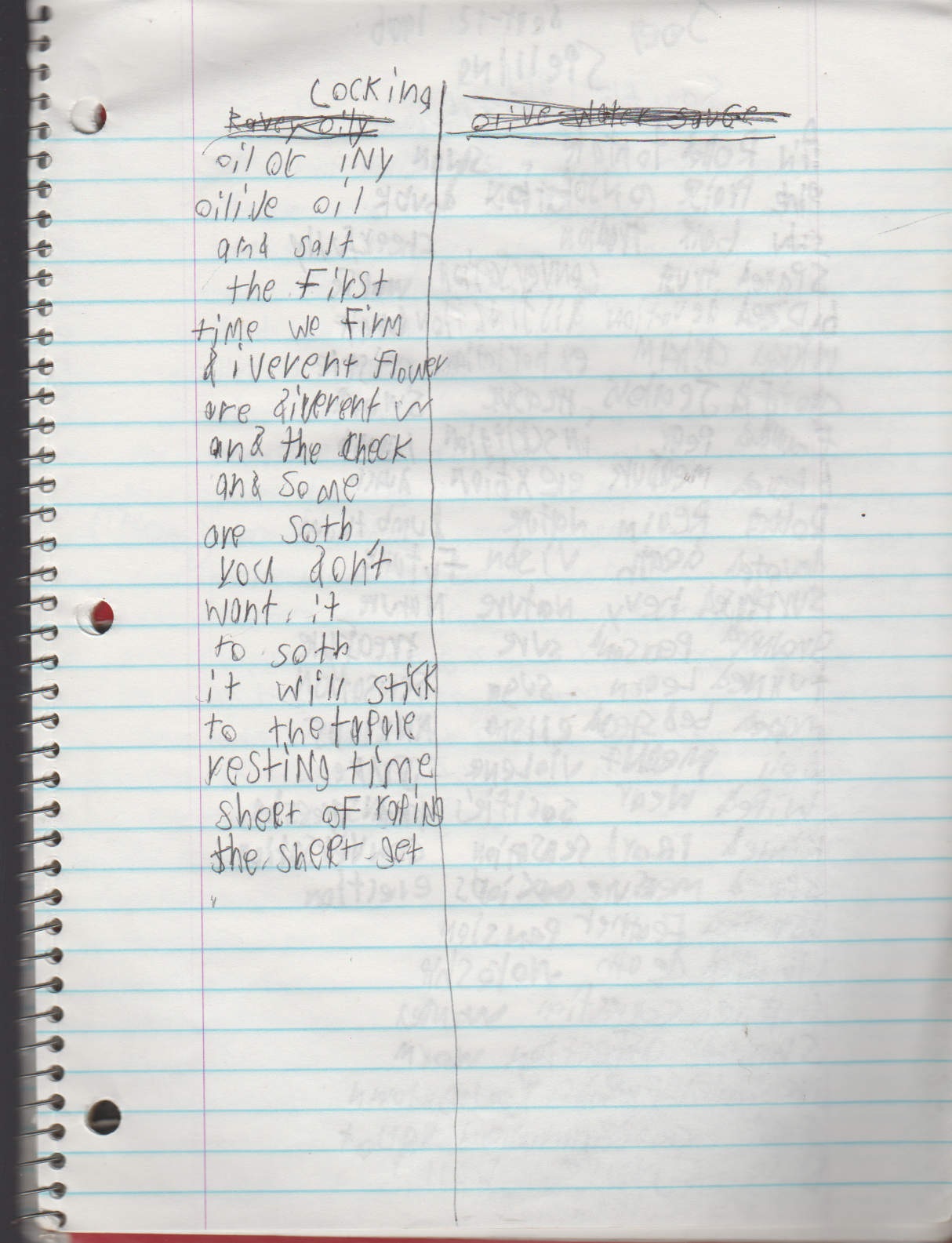 1996-08-18 - Saturday - 11 yr old Joey Arnold's School Book, dates through to 1998 apx, mostly 96, Writings, Drawings, Etc-064.png