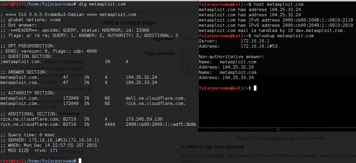 Figure 2.3 Dig, host, and nslookup on metasploit.com.png