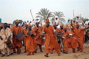 Hausa_tribal_hunters_in_Durbar_procession.jpg