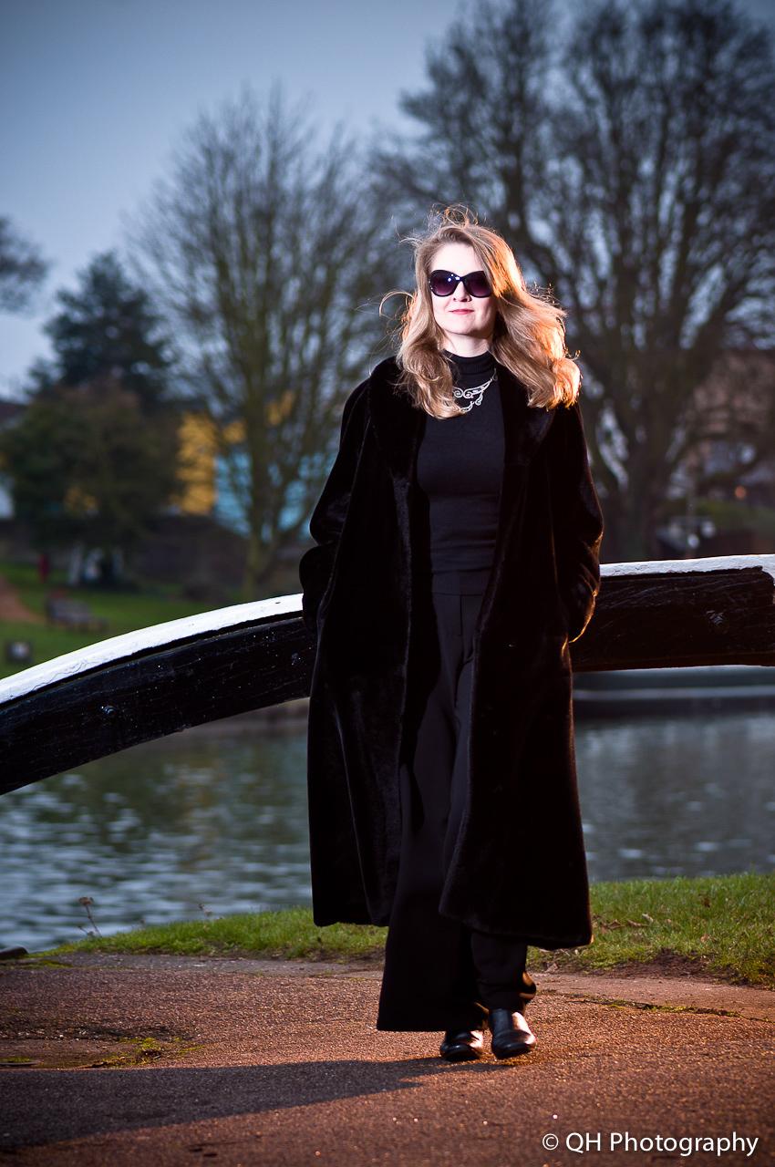 Annie Machon by QH Photography in Cambridge