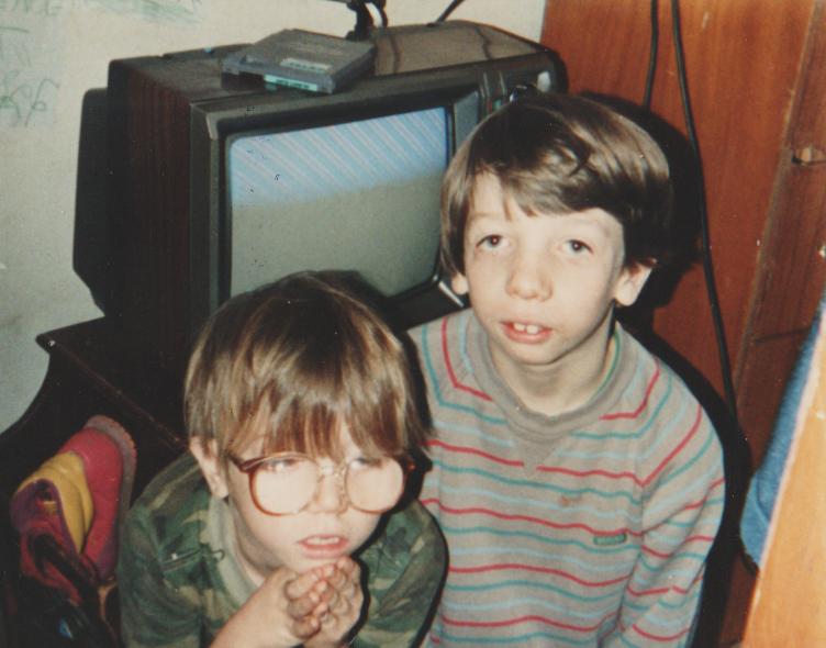 1991-12-25 - Wednesday - Rick Joey Room - New TV - Rick & Joey - 2pics-2.png