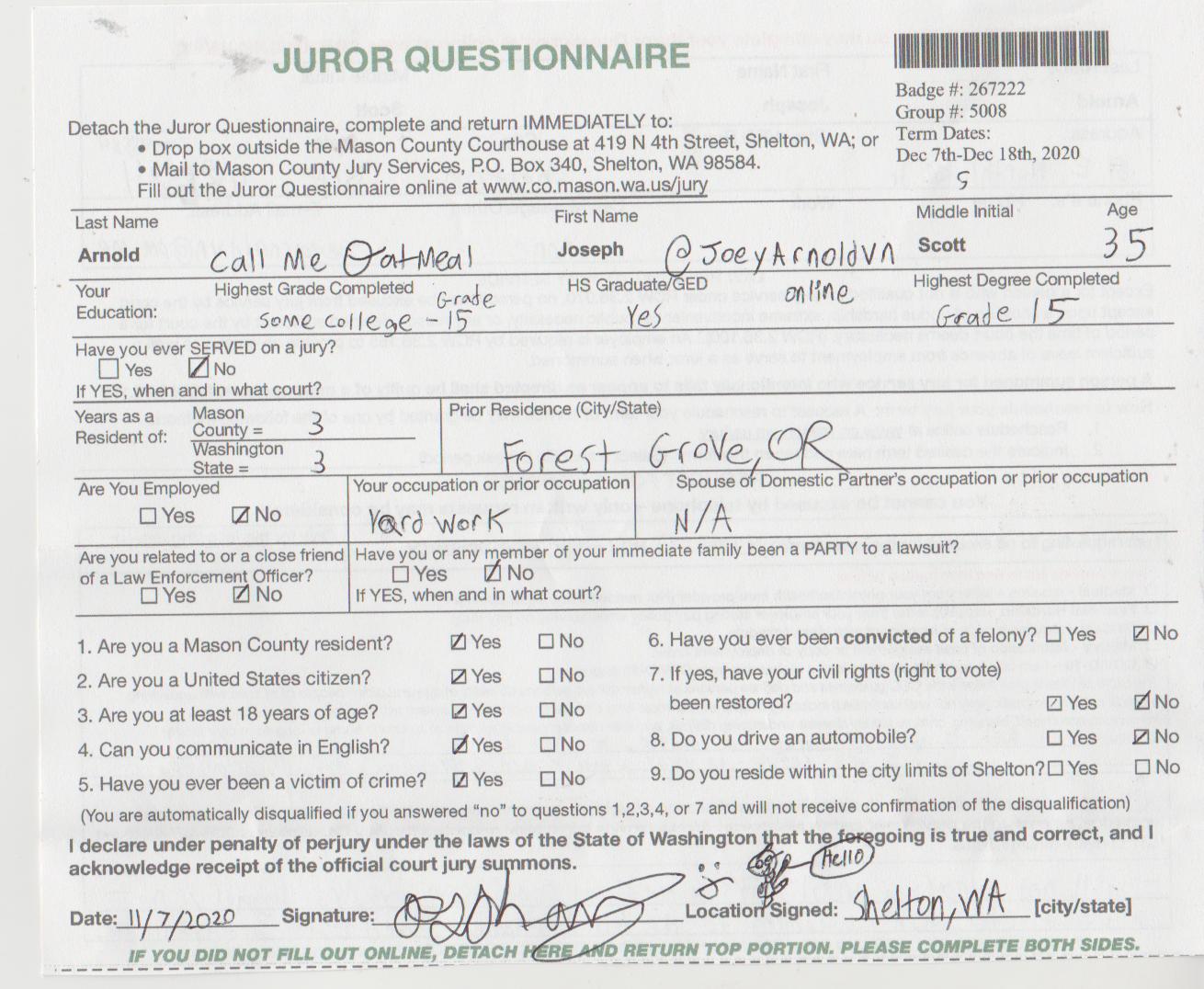 2020-11-07 - Saturday - 03:00 PM LMS JA - Jury Duty Request - Shelton WA - Form & Survey Pages Update-1.png