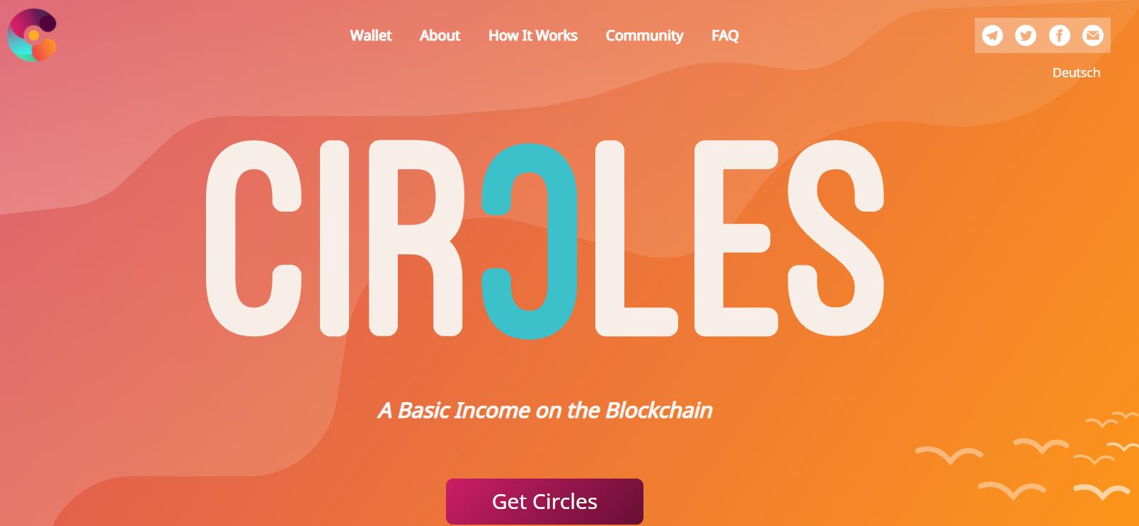 Circles无条件基本收入