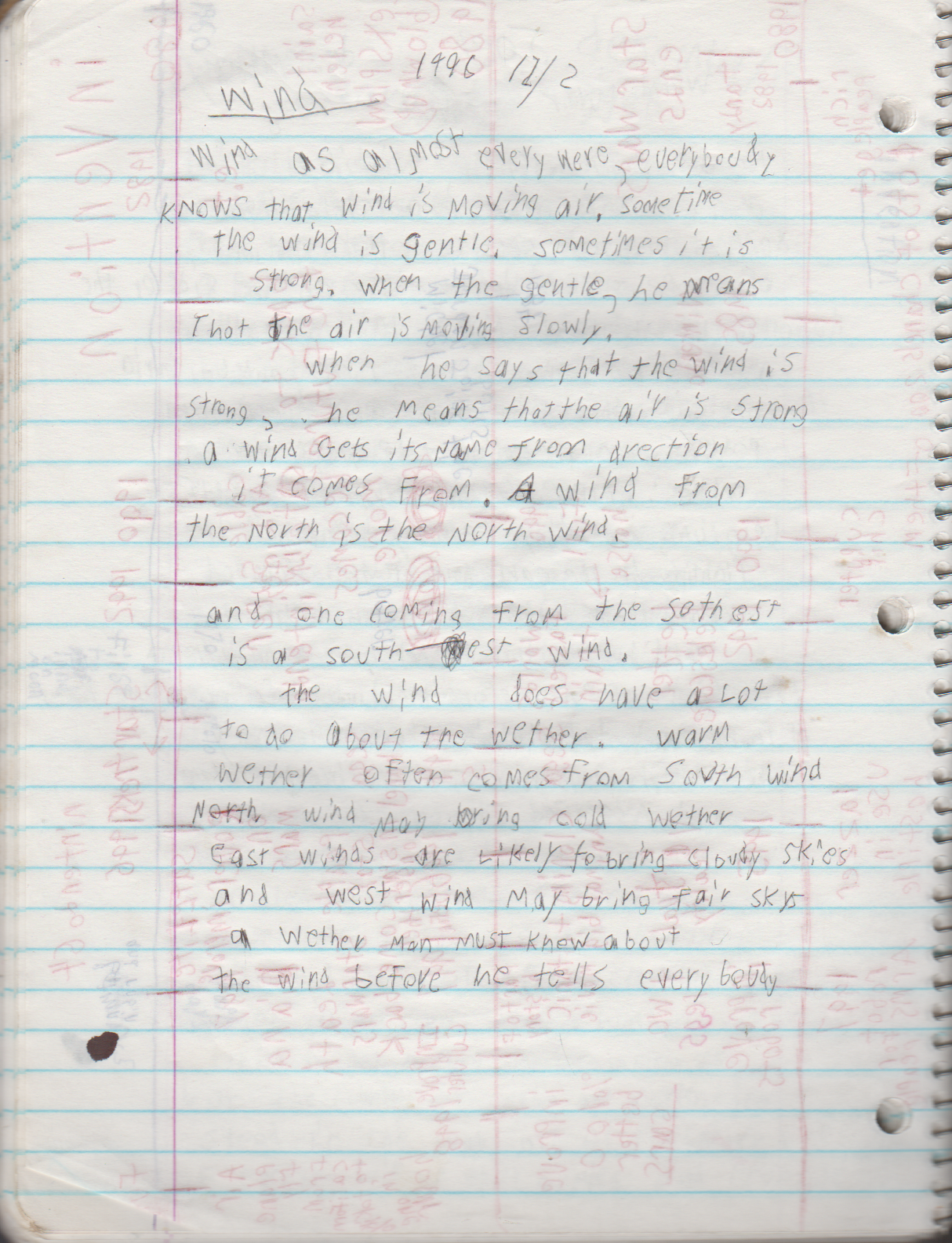 1996-08-18 - Saturday - 11 yr old Joey Arnold's School Book, dates through to 1998 apx, mostly 96, Writings, Drawings, Etc-081.png