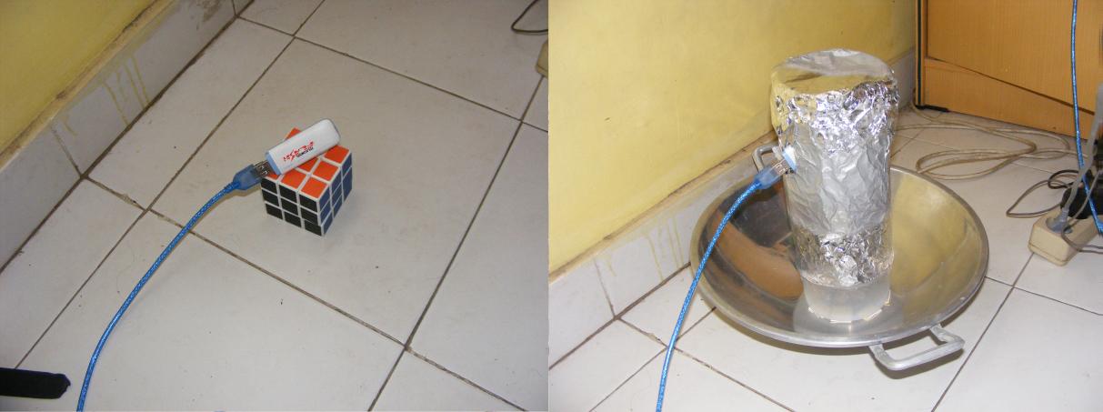 Gambar 3.2 Modem tanpa wajanbolic (kiri) dan dengan wajanbolic (kanan).png