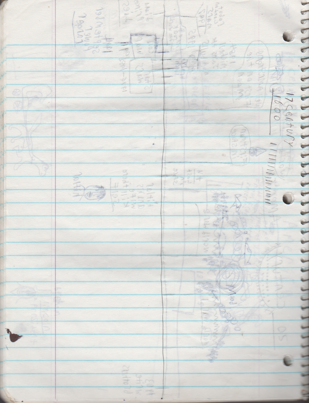 1996-08-18 - Saturday - 11 yr old Joey Arnold's School Book, dates through to 1998 apx, mostly 96, Writings, Drawings, Etc-091.png