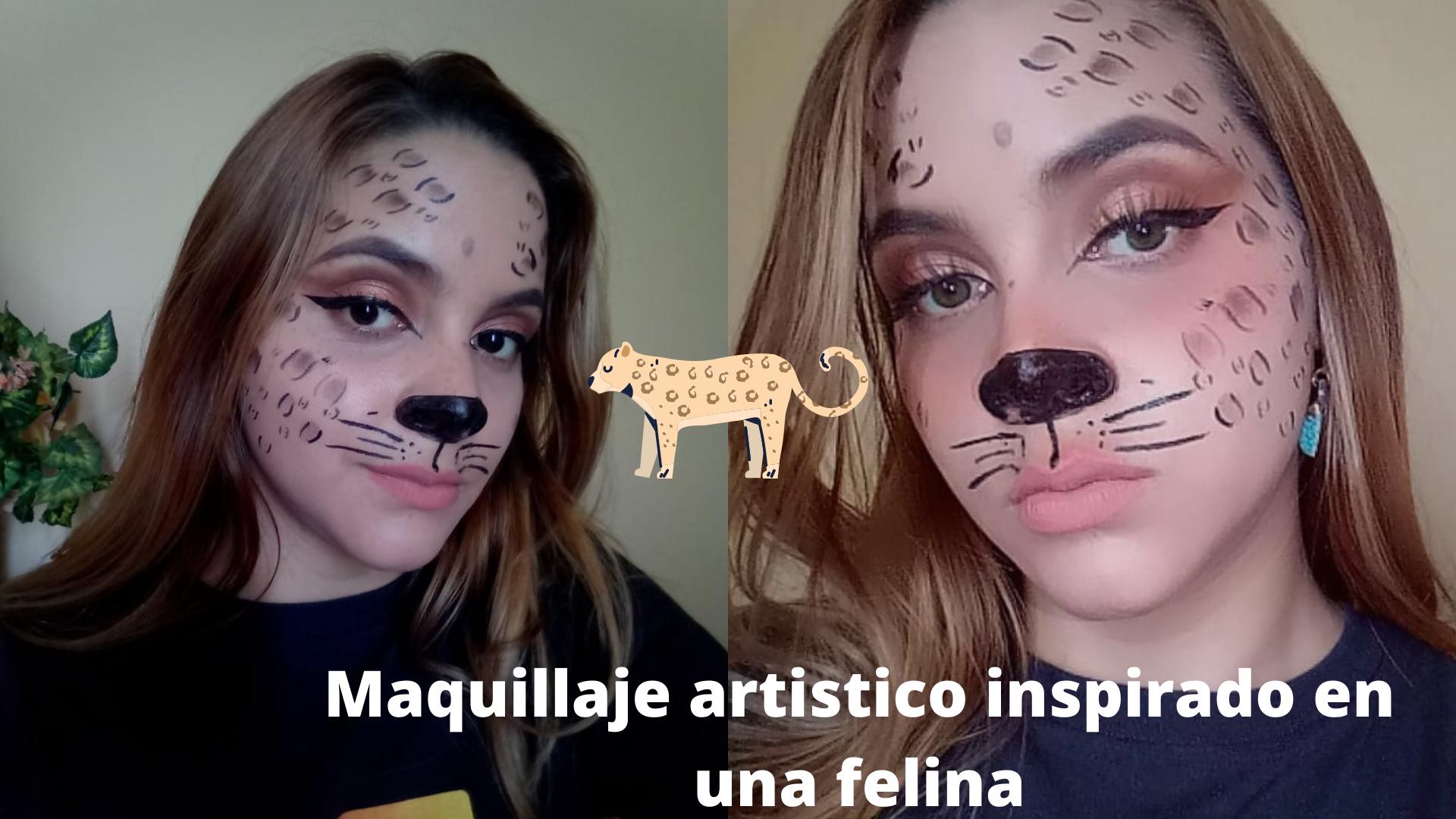 Maquillaje artistico inspirado en una felina.png