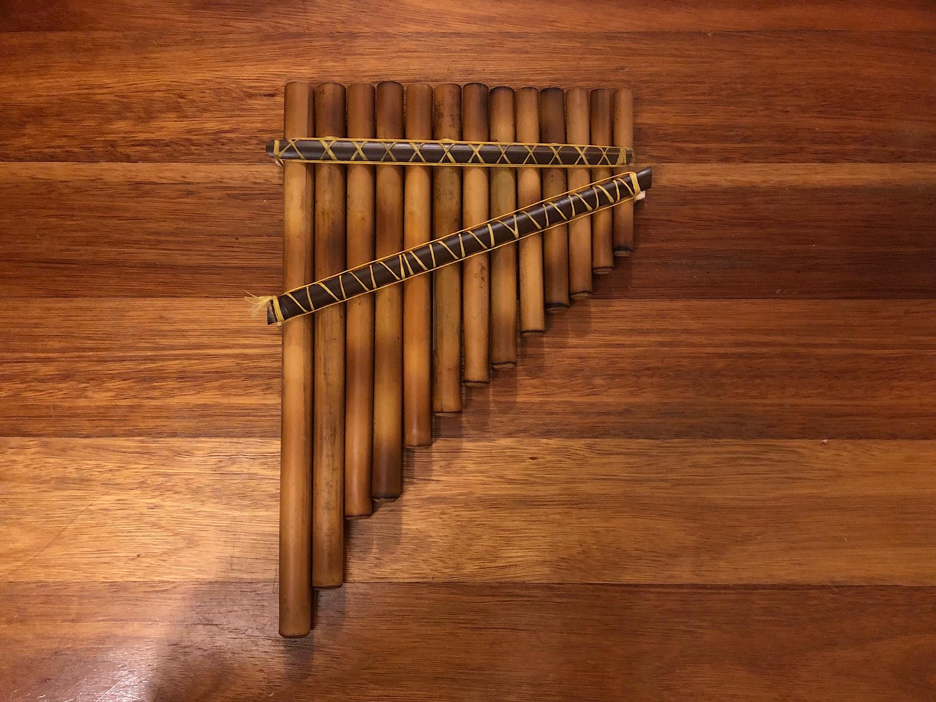 Antara pan flute