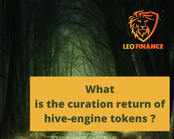 What is the curation return of hiveengine tokens_.png