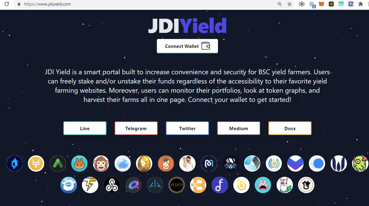 JDI Yield
