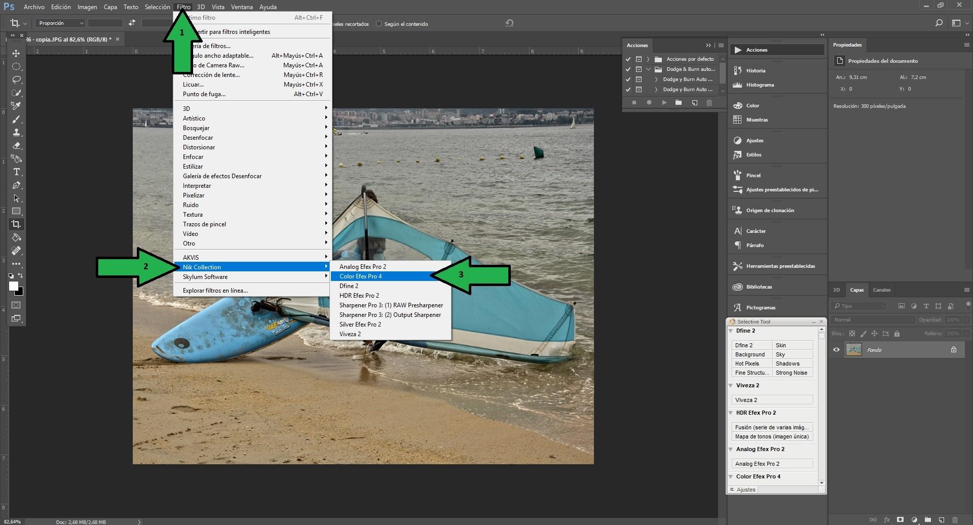 paso Nº2 Filtro Color Efex Pro 4.jpg