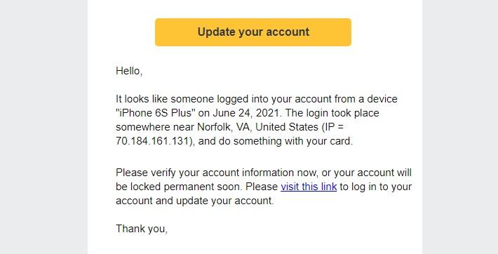 screenshot of an email scam.jpg