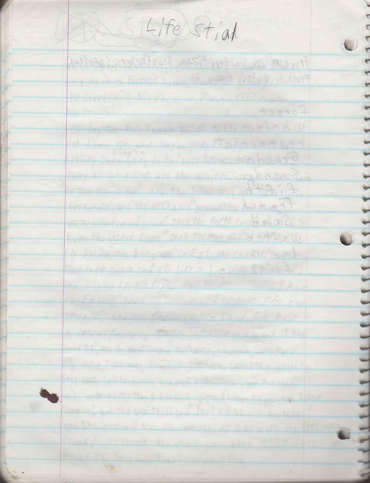 1996-08-18 - Saturday - 11 yr old Joey Arnold's School Book, dates through to 1998 apx, mostly 96, Writings, Drawings, Etc-085.png