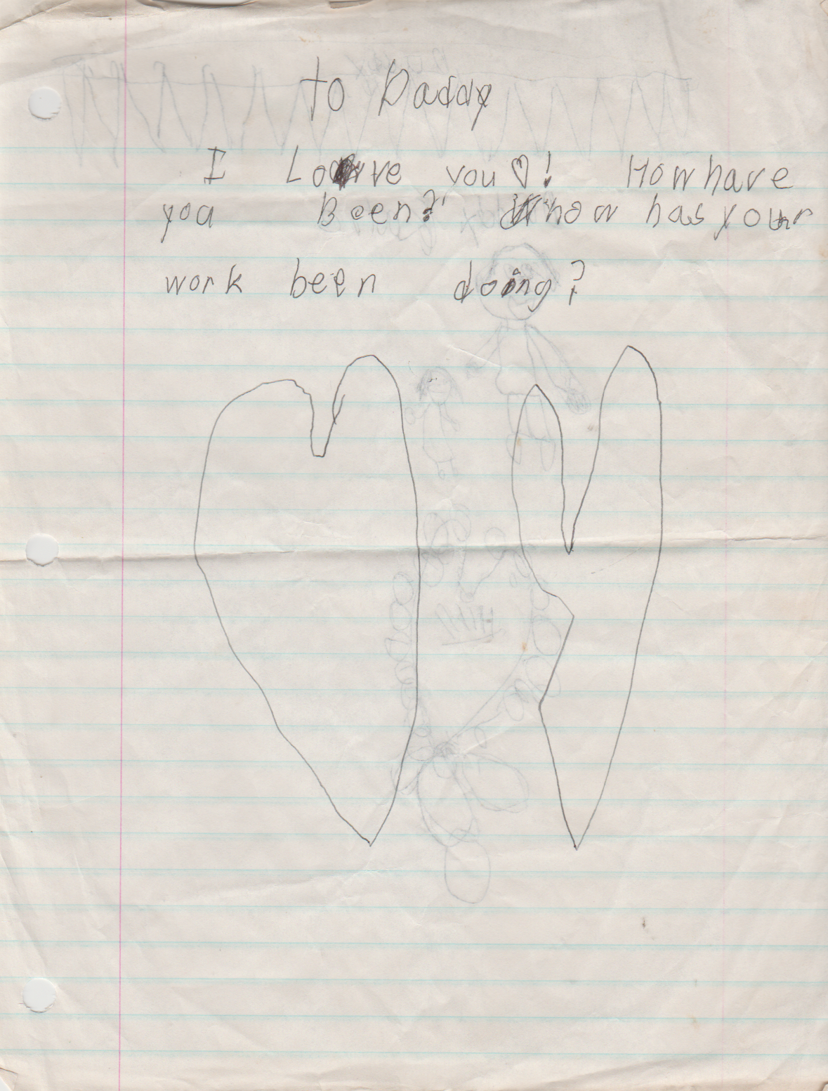 1980s - Katie Arnold Letter to Father Don Arnold, 1988 maybe-1.png