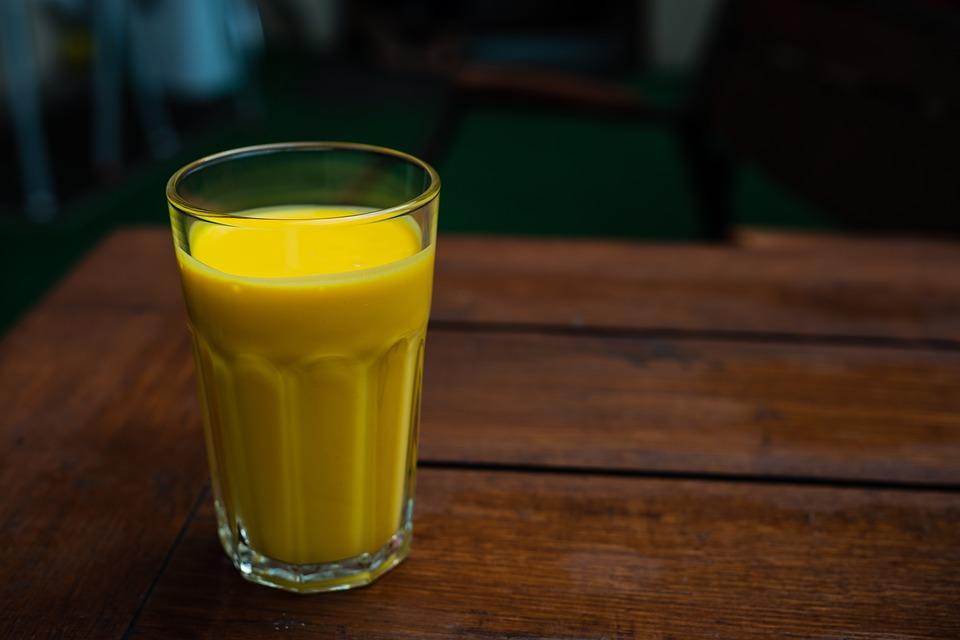 farm fresh mango juice