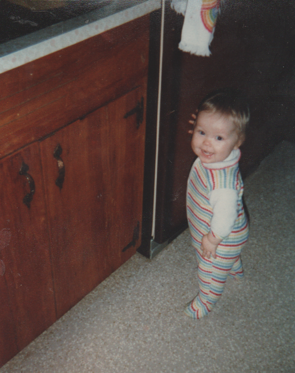 1981-05-17 - Sunday - Katie - Fridge - Standing - Almost 11 Months Old.png