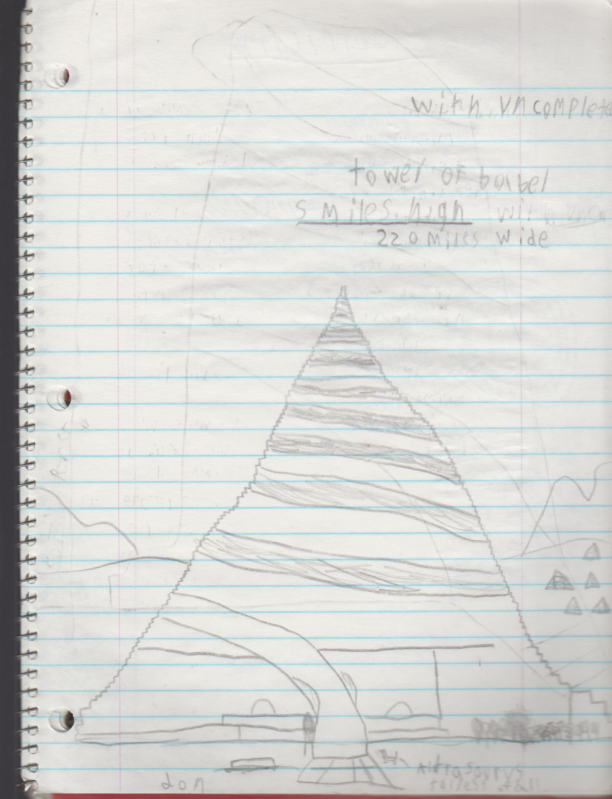 1996-08-18 - Saturday - 11 yr old Joey Arnold's School Book, dates through to 1998 apx, mostly 96, Writings, Drawings, Etc-055.png