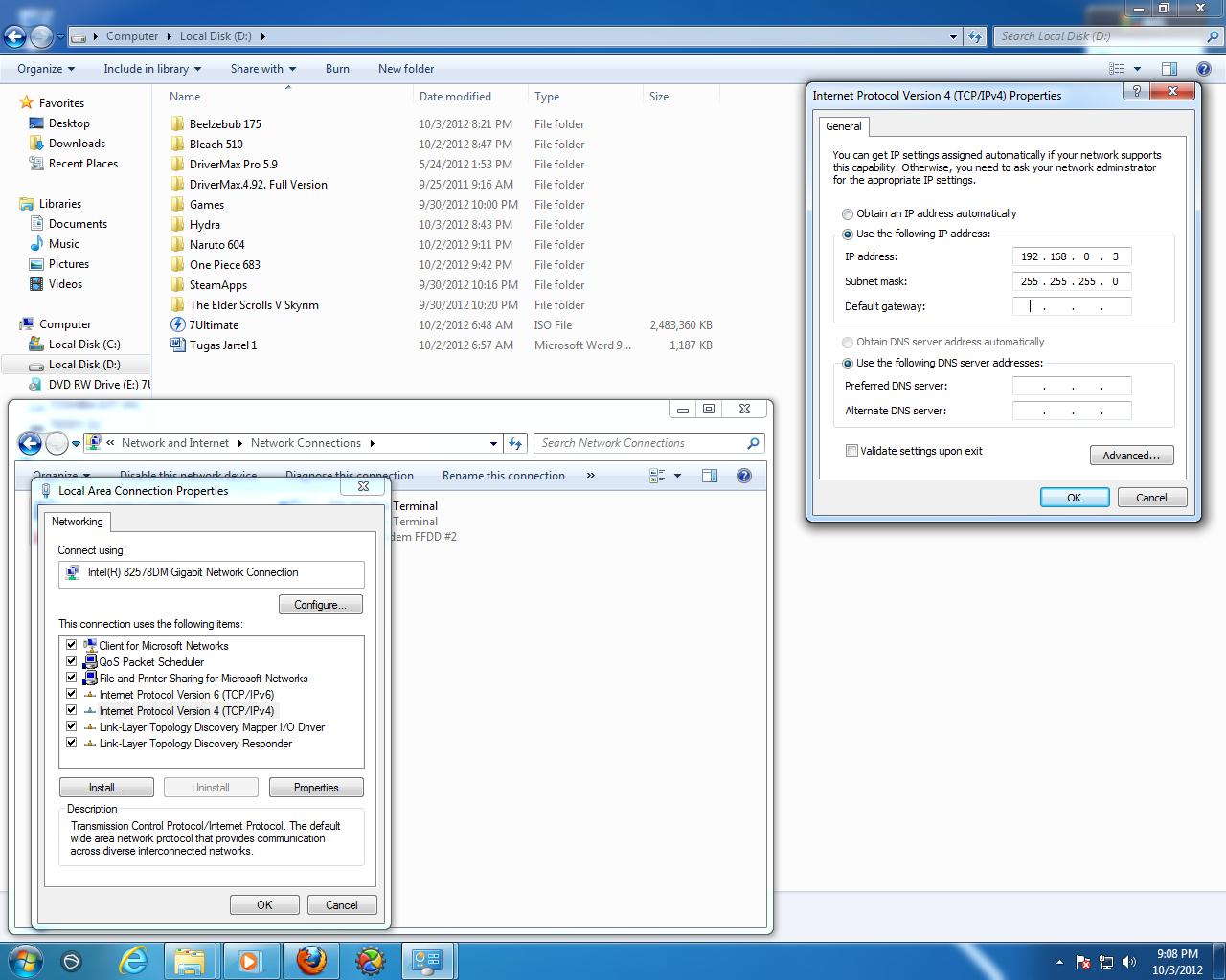 Gambar 4.1 Konfigurasi jaringan pada Windows 7.png