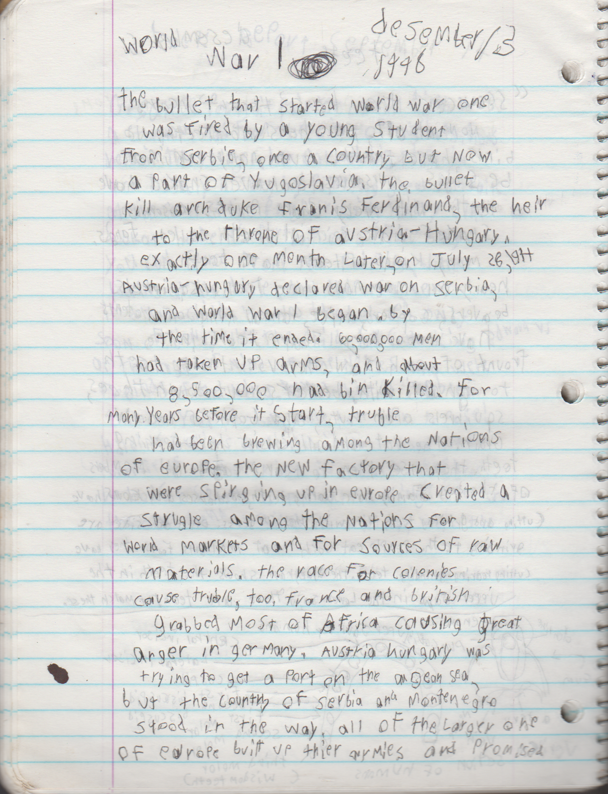1996-08-18 - Saturday - 11 yr old Joey Arnold's School Book, dates through to 1998 apx, mostly 96, Writings, Drawings, Etc-077.png