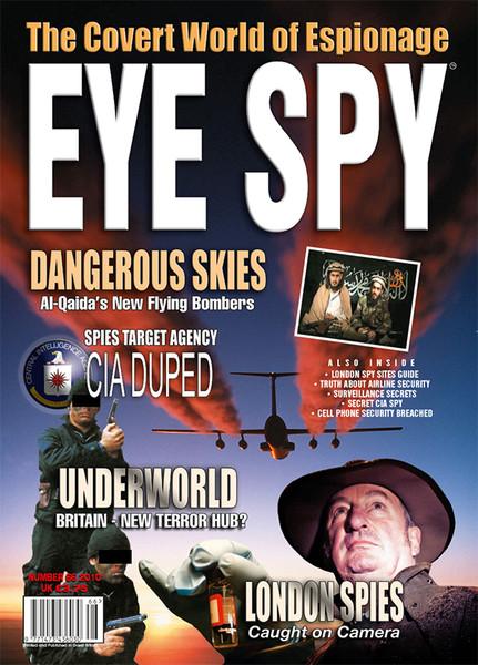 QH Photography Spy Portraits in Eye Spy Magazine 66 2010