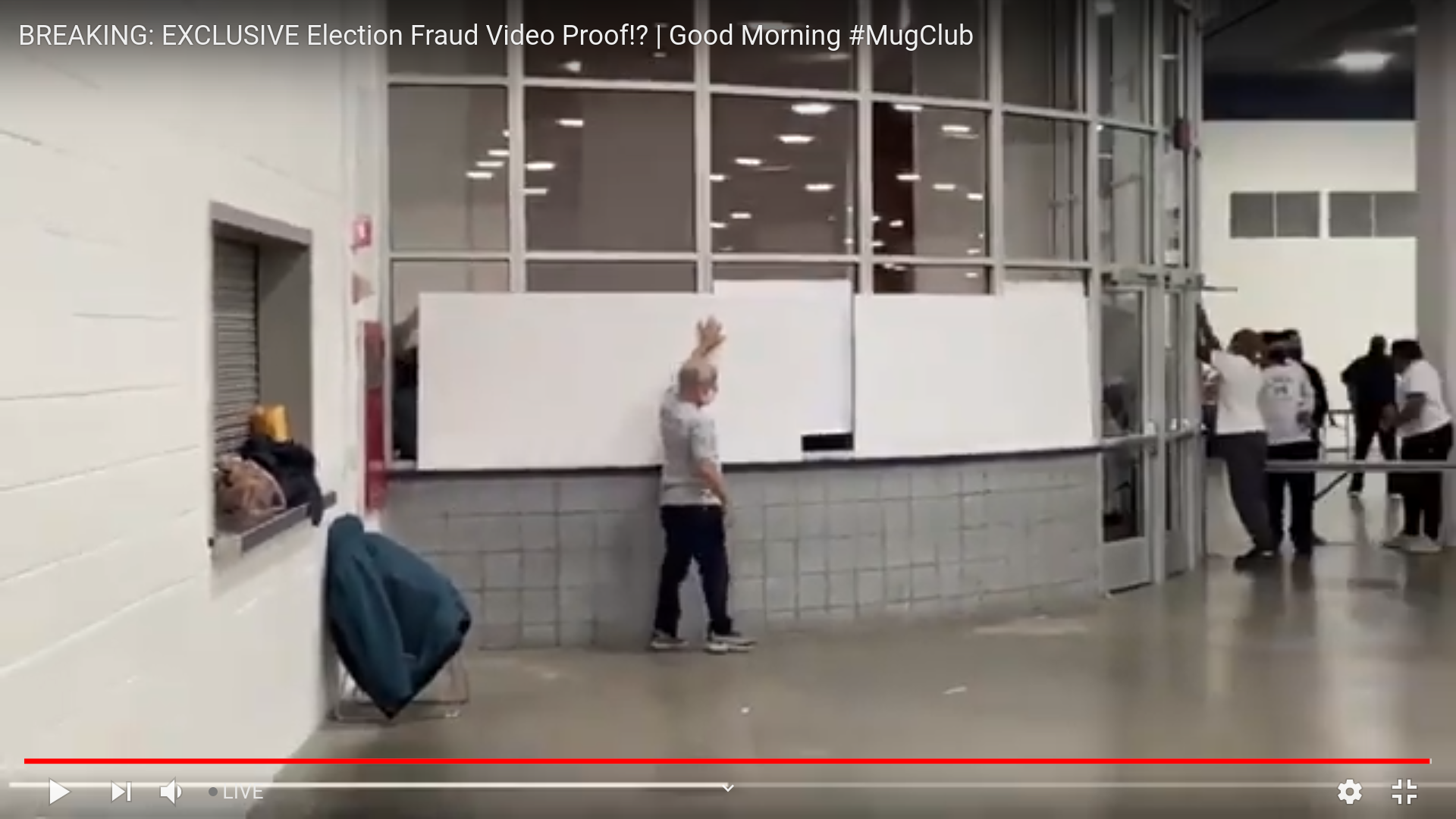 Screenshot at 2020-11-04 12:30:46 Covering up windows at ballot counting centers.png