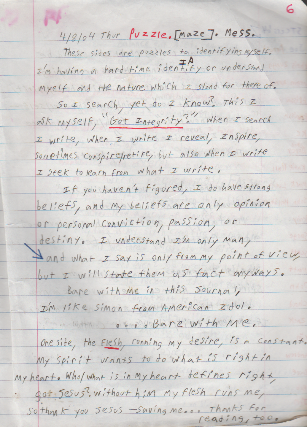 2004-02-11 - Wednesday - Joey Journal - Transition from high school to college that fall, intro pages-5.png