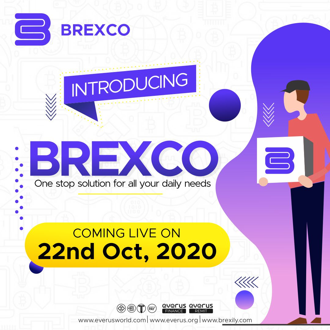 Brexco - One stop solution for all your daily needs.