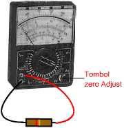Measuring Resistors