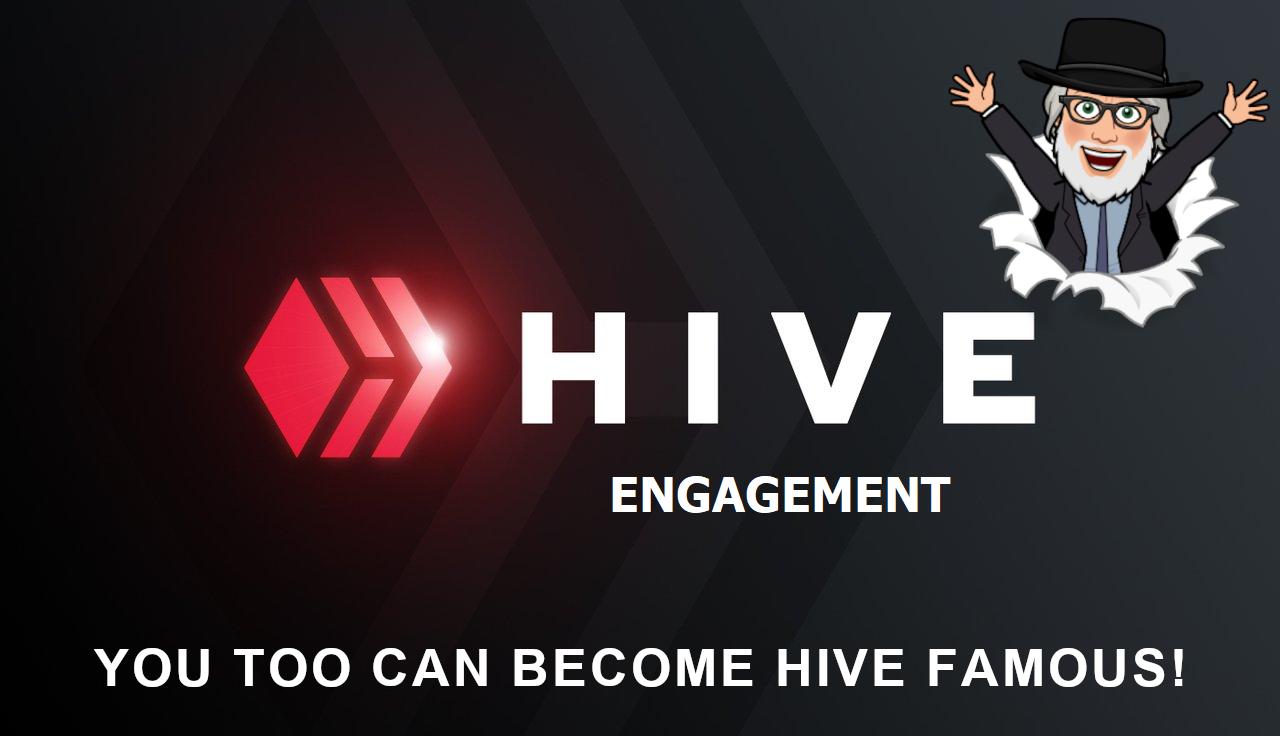 HIVE Engagement: @sgt-dan