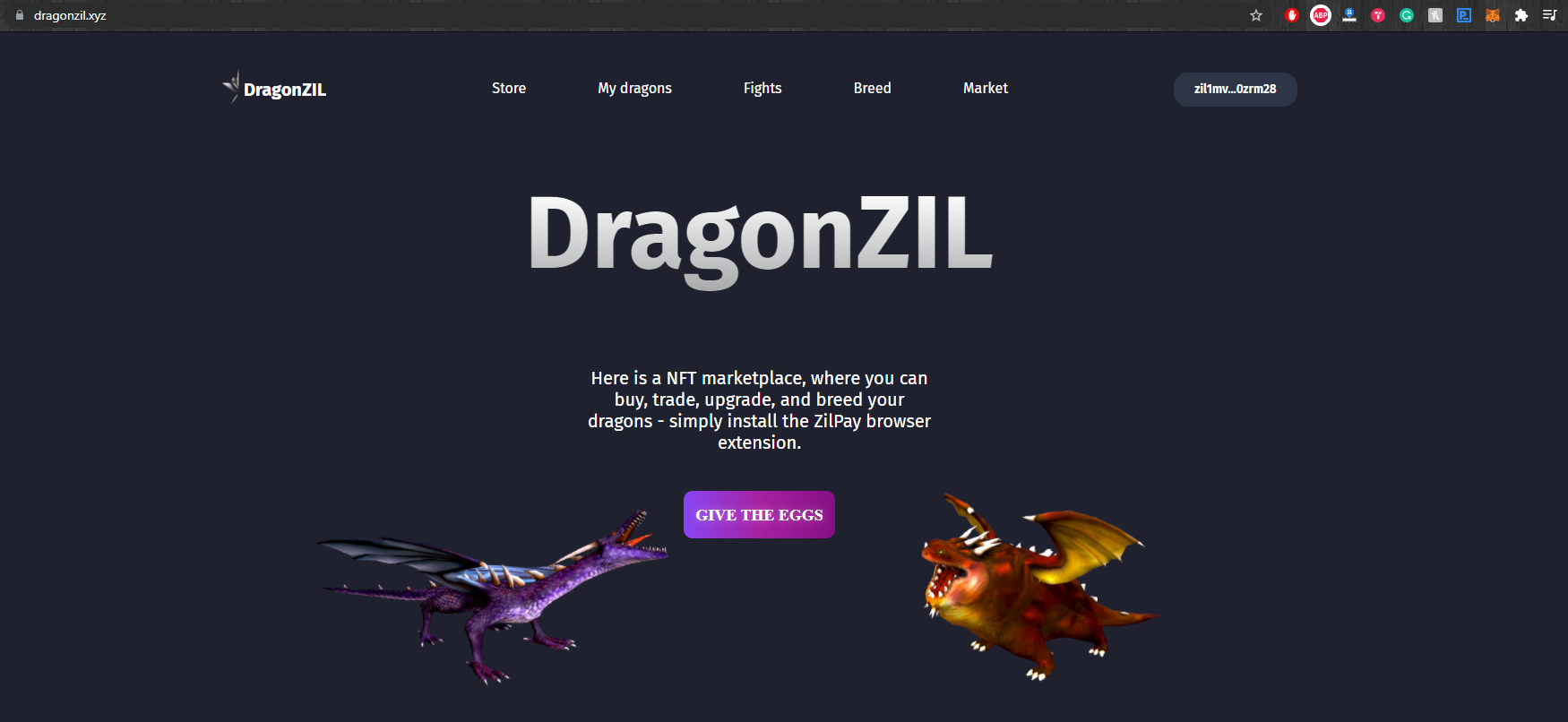 dragonzil_home.PNG
