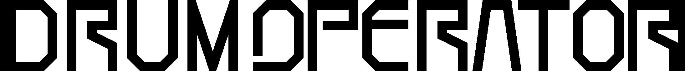 drum operator logo old .png