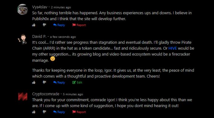 Commenting on Publish0x Post LEO LeoFinance.png