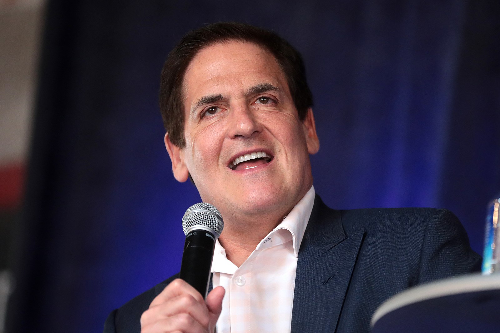 Mark Cuban has shared his cryptocurrency portfolio with a number of news outlets.