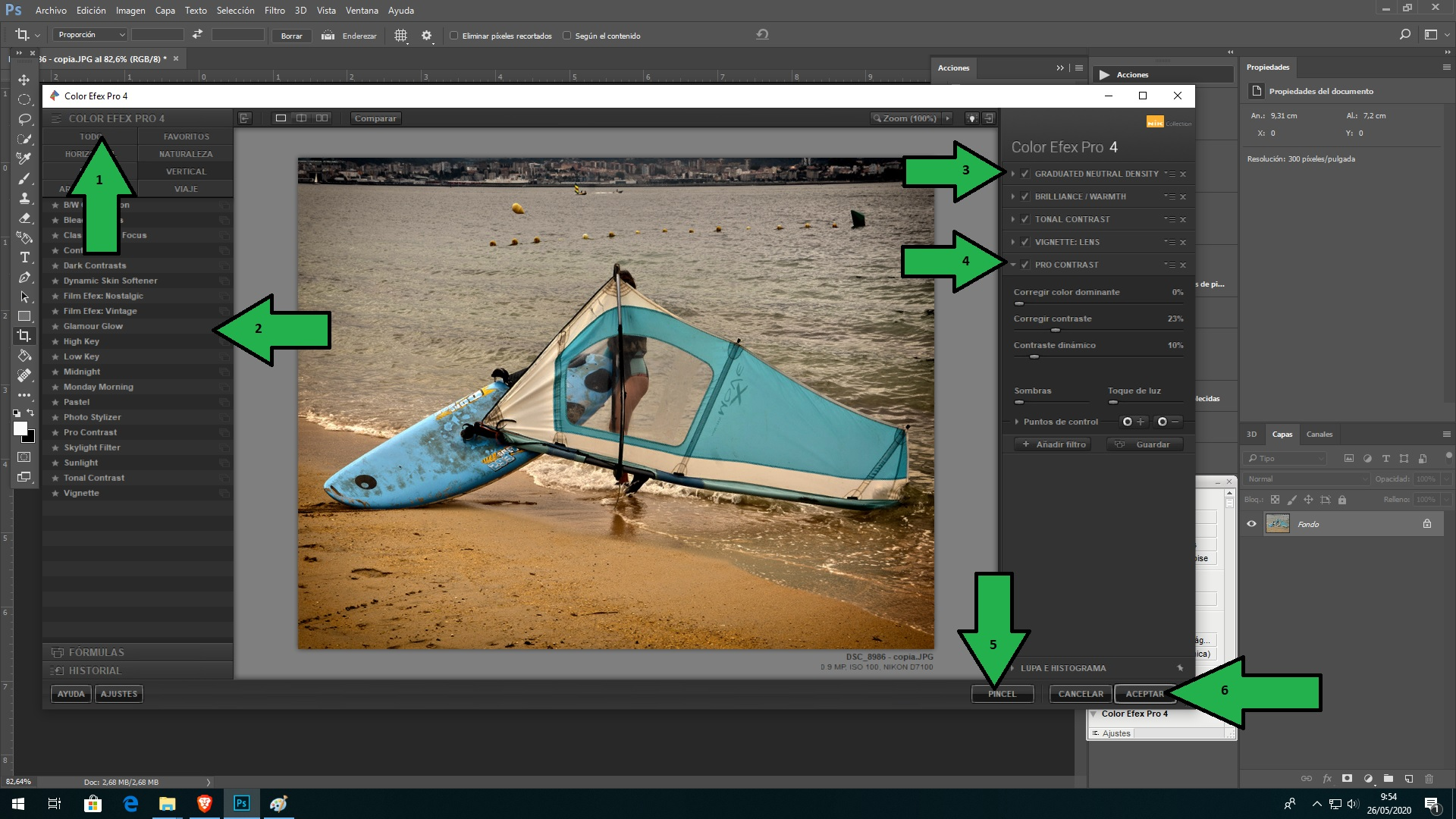 Paso Nº3 Aplicar filtro Color Efex Pro4.jpg