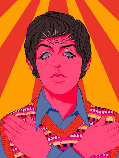 Paul is Dead fan art.png
