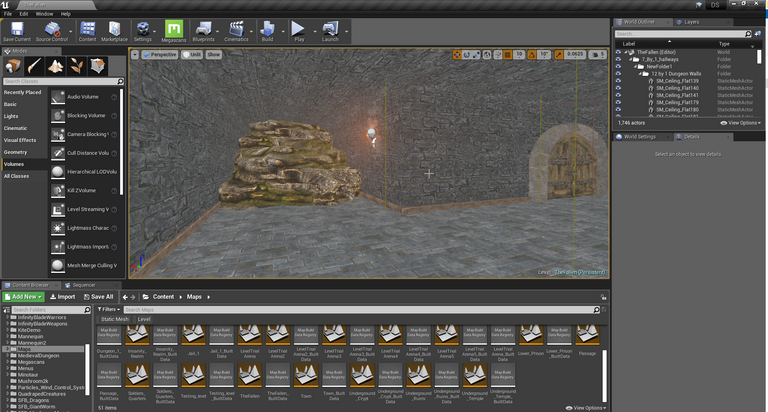 Unreal Engine using rocks to block a pathway.png