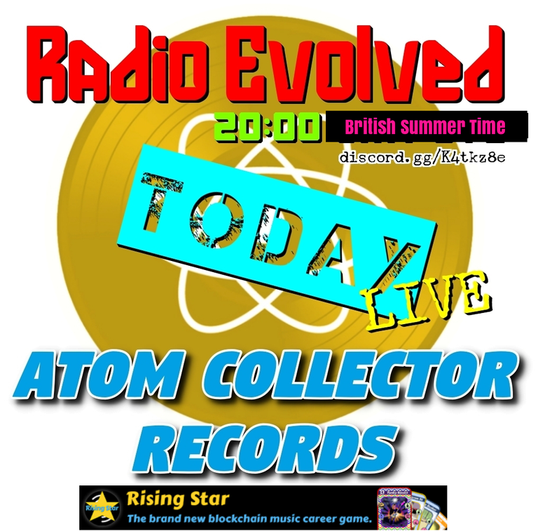 Radio Evolved Today GMT UTC no prize.png