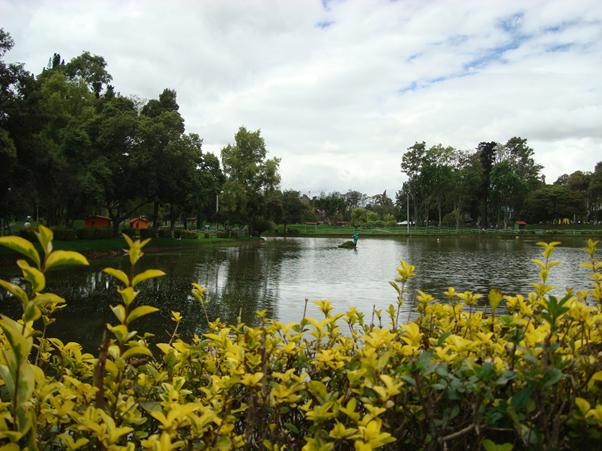 Los Novios Park