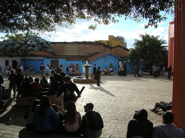 Chorro de Quevedo Square