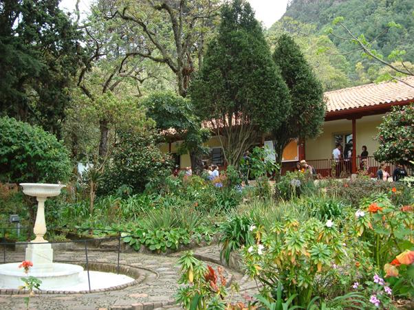 Bolívar's country house