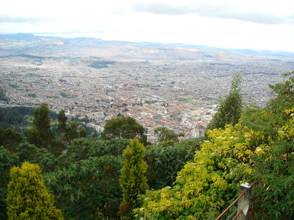 Spectacular view from Moncerrate