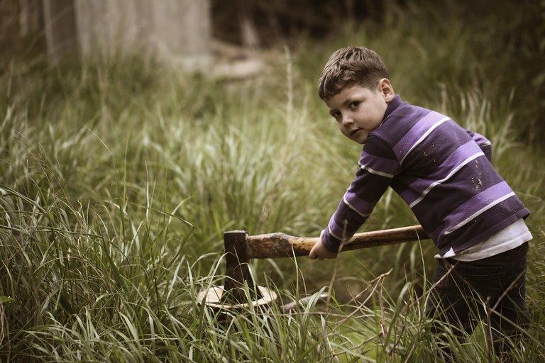La constancia un valor que see aprende en la niñez